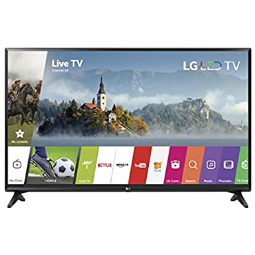LG 55LJ5500 55 1080p Smart LED TV (2017 Model)