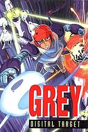 Grey: Digital Target [VHS]