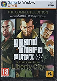 Grand Theft Auto IV System Requirements | Can I Run Grand