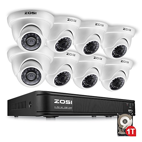 Dvr Surveillance Security System - 6