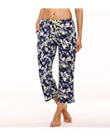 Anne Klein Playful Passages Cropped Pant (8710430)