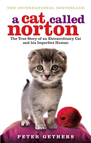 Peter Mad Cat - A Cat Called Norton: The True Story of an Extraordinary Cat and His Imperfect Human
