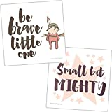 NICU Crib Art from Every Tiny Thing - Decorate Your Baby's NICU Space with Adorable Prints - Brave Girls