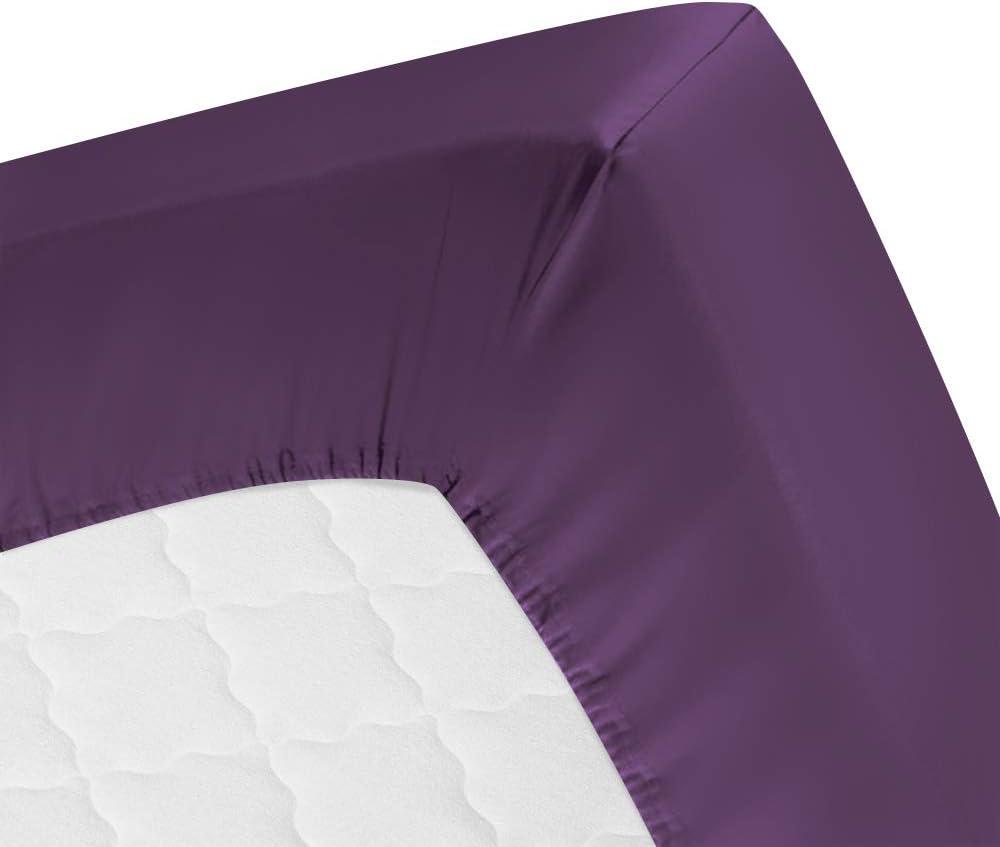 Celsius Jersey Spannbettlaken Spannbetttuch 90x200-100x220 cm 100/% Baumwolle Bettlaken Farbe Kiwi 160 g//m2 Qualit/ät