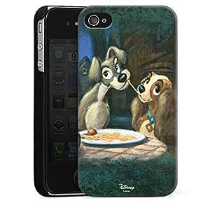 APPLE iPhone 3GS Funda Case Protección cover Disney Susi & strolch Fan Artículo Oficial.