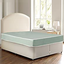 Mattress Comfort, 8-inch Firm Innerspring Tight Top Double Sided Mattress, No Assembly Required, Twin Size