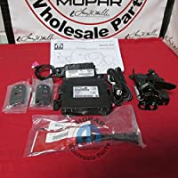 2014 JEEP GRAND CHEROKEE REMOTE START STARTER KIT GENUINE OEM FACTORY BRAND NEW MOPAR