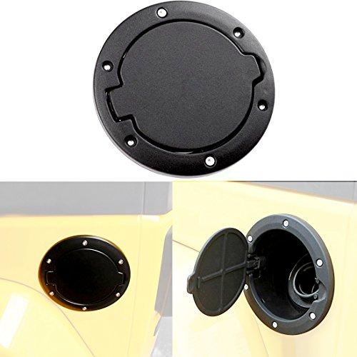 autoocean-black-powder-coated-steel-gas-fuel-tank-gas-cap-cover-accessories-for-4-door-2-door-2007-2