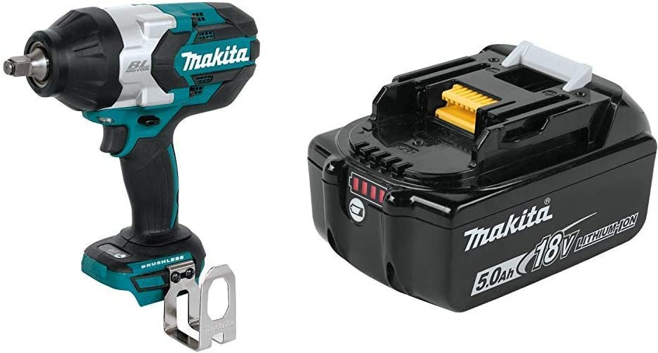 Makita Brushless Impact Wrench