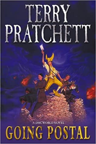 Image result for going postal terry pratchett