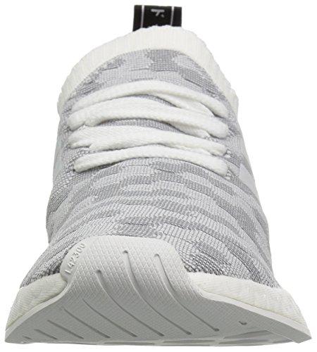 Uomo Adidas 5 white Da Bianco Originalsnmd Eu r2 Donna Pk r2 W black white Nmd 36 PP8rw