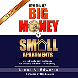 How to Make Big Money in Small Apartments Hörbuch