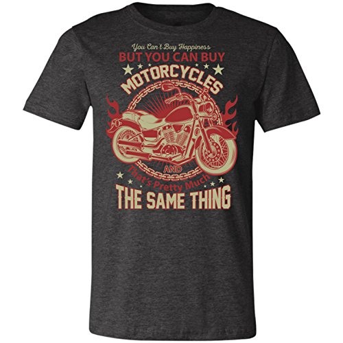 - DoozyGifts99 You Can Buy Motorcycles-Driving Gift for Biker T-Shirt