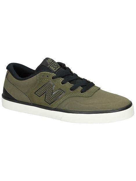New Balance Sneakers Uomo Scarpa Numeric Green Suede/Mesh
