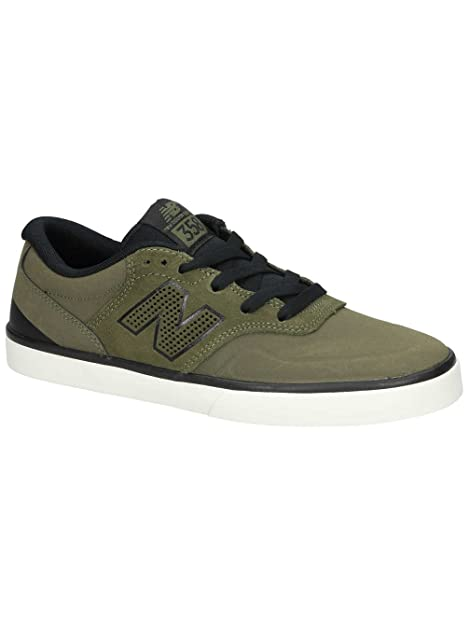 Zapatos New Balance Numeric 358 - Arto Signature Series Military Verde-negro: Amazon.es: Zapatos y complementos