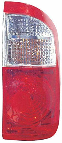 - Depo 312-1967R-AC Tail Lamp Assembly (Double Cab, Capa Certified, Passenger Side)