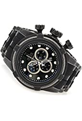 Invicta Reserve 52mm Jason Taylor Bolt Zeus Swiss Chronograph Strap Watch 17837