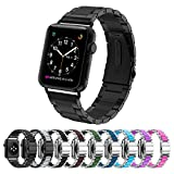 Greeninsync Apple Watch Bands 42mm Metal, Special Edition...