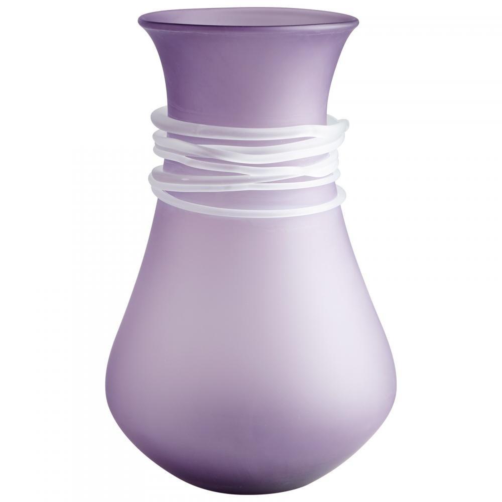Cyan Design 06685 Purple Rain Vase Large