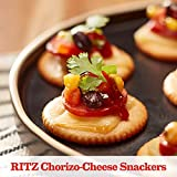 RITZ Original Crackers and Easy Cheese Cheddar