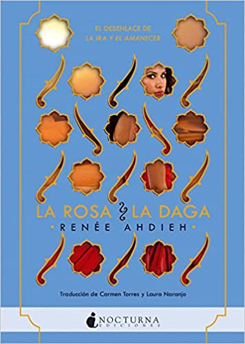 Image result for LA ROSA Y LA DAGA