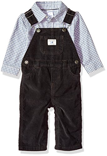 Carter's Baby Boys' 2 Pc Sets 127g217, Blue, 6M - Kid Connection Kids Pants