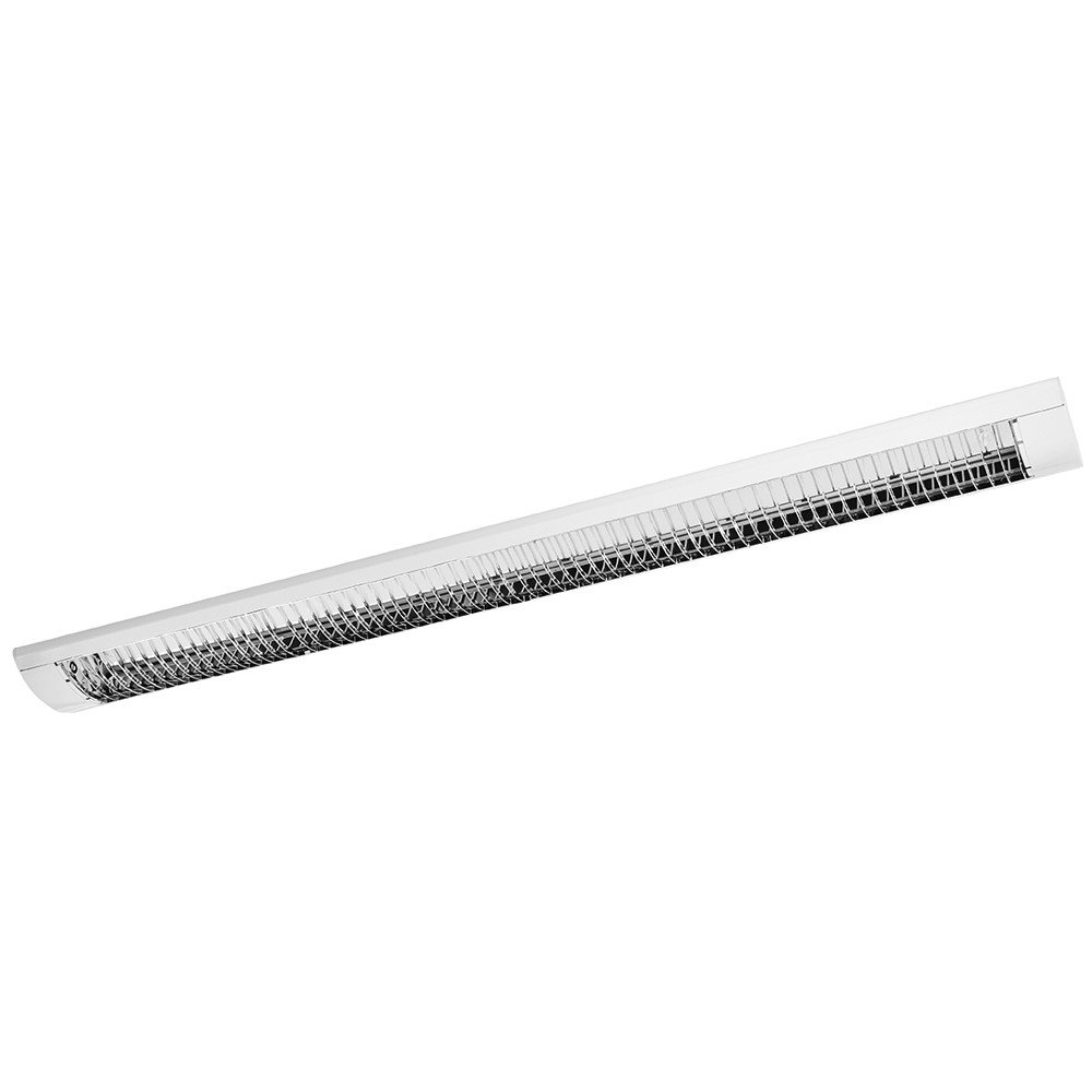 *HIT* SET LED Rasterleuchten Deckenleuchte Bürolampe Büroleuchte inkl. 2X LED T8 6000K [Energieklasse A+] pureled
