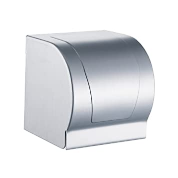 Amazoncom Temax Space Aluminum Toilet Paper Holder Roll Tissue
