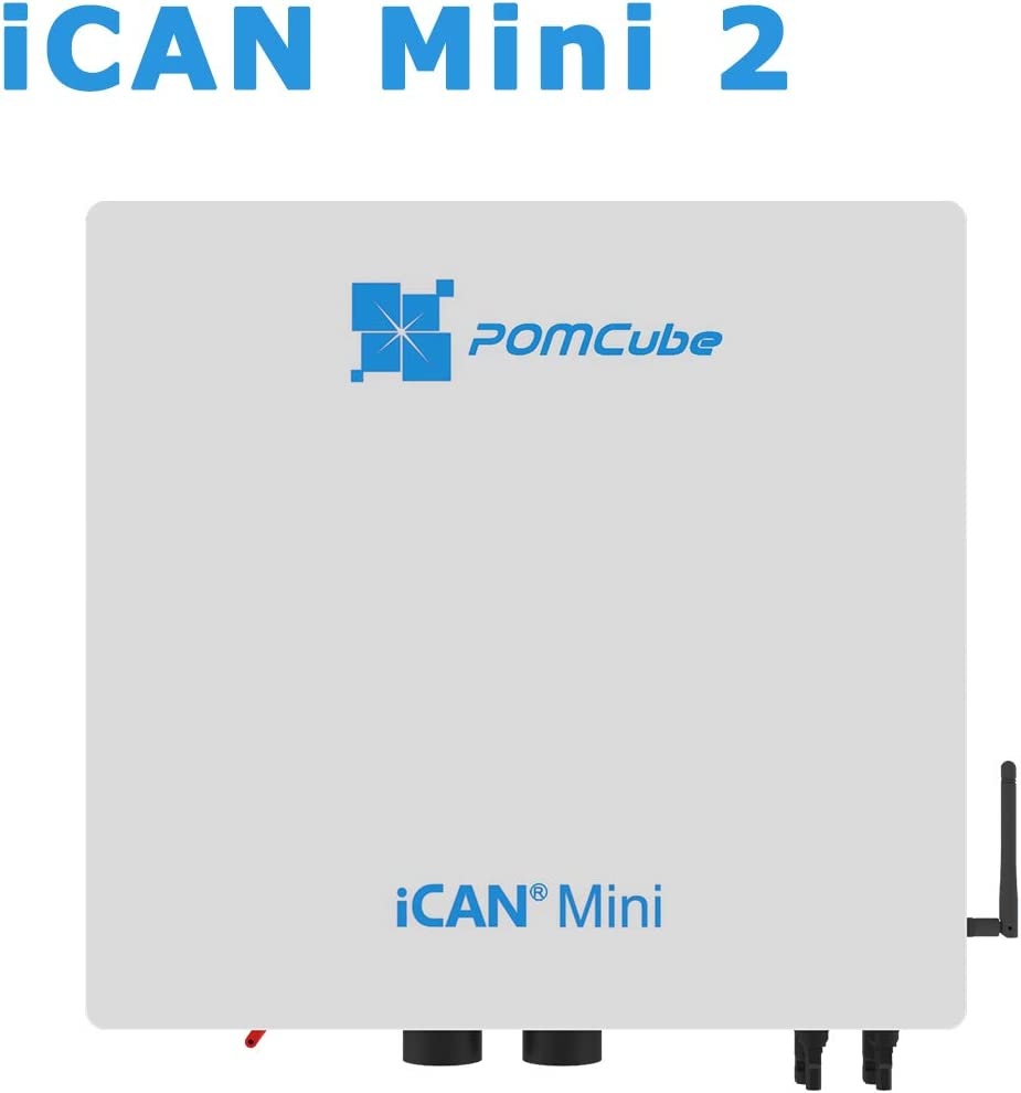Down Payment POMCube iCAN Power Storage Products for Home Use
