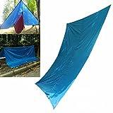 Knoll Parasol Hammock Sunshade Tent Tent & Tent Accessories - 300cm 300cm Outdoor Hammock Havelock Sunshade Canopy Sun Shelter Tent Shading Travel Camping Hiking - Hillock Awning - 1PCs