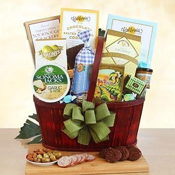 Amazon Com Snack Celebration Gift Basket Home Decor Gift