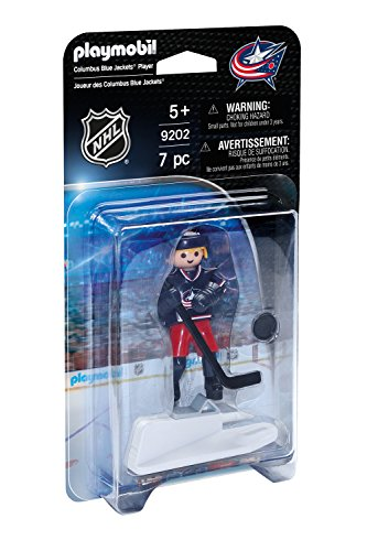 PLAYMOBIL NHL Columbus Blue Jackets Player