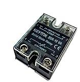 Hoymk Ssr-10va 10a Resistance Regulator Single Phase Solid State Relay Temperature Control SSR 10va