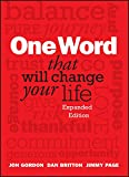 img - for One Word That Will Change Your Life, Expanded Edition book / textbook / text book