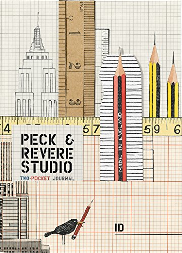 Peck & Revere Studio Two-Pocket Journal