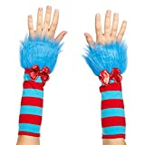 Cat In The Hat Thing 1 And Thing 2 Fuzzy Glovettes