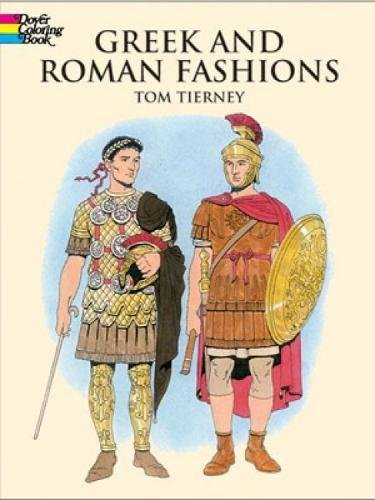 Costume Ancient Greek (Greek and Roman Fashions (Dover Fashion Coloring Book))