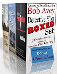 Detective Elliot Boxed Set (English Edition)