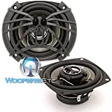 Soundstream AF.42 Arachnid Series 4″ 2-Way Speaker, 70w RMS, 4-ohm