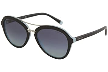 Gafas de Sol Tiffany TIFFANY T TF 4157 BLACK/BLUE SHADED ...