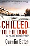 Front cover for the book Chilled to the Bone by Quentin Bates