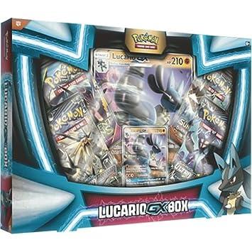 Pokèmon 290-80369 Lucario - Caja de almacenaje: Amazon.es: Juguetes y juegos
