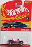 Hot Wheels Classics Series 3 No. 16 (#16) of 30 Meyers Manx dune buggy with metallic purple special paint (2006)