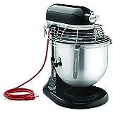KitchenAid (KSMC895OB) 8-Quart Stand Mixer with Bowl Guard (Onyx Black)