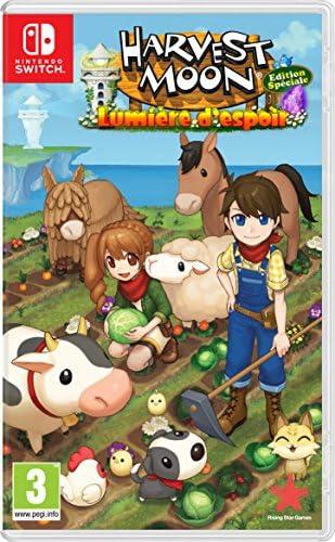 Harvest Moon: Lumière d'espoir - Actualités des Jeux Videos