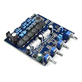 Douk Audio TPA3116 2.1 50WX2+100W+ Bluetooth Class D power amplifier Completed board New