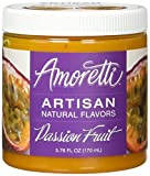 Amoretti Natural Artisan Flavor, Passion Fruit, 5.76 Fluid Ounce