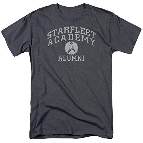 Alumni -- Starfleet Academy -- Star Trek Adult T-Shirt