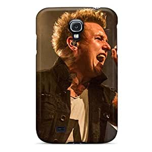 Shockproof Cell-phone Hard Cover For Samsung Galaxy S4 With Support Your Personal Customized Realistic Papa Roach Pictures AlissaDubois