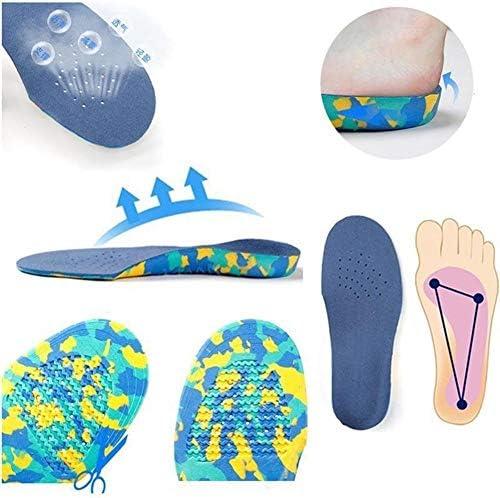 Victor Johnsond Air up Neue Kinder Flat Feet Arch Support Einlegesohlen Orthotic Orthopädische Schuheinlagen S M L XL XXL Korrektur Comfort All Season Anti Slip erhöhter (Color : XXL)